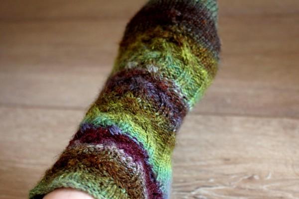 "Celtic Cronicles - ""Imbolc Socks"" Socken"