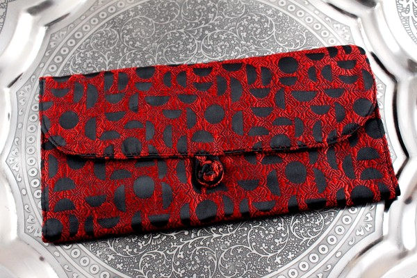 RED MOON HiyaHiya Stricknadeltasche für Nadelspiele oder Häkelnadeln