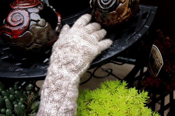 """Celtic Cronicles - """"Lughnasadh Mitts"""" Handschuhe, Handstulpen oder Pulswärmer"""