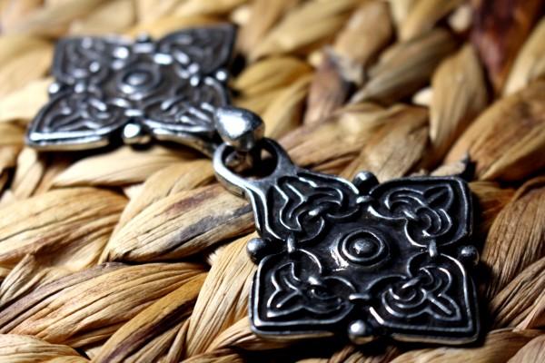 ROMANIA Schließe - Silber