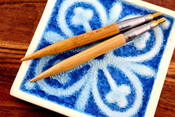 HiyaHiya Nadelspitzen Bambus SMALL 100 mm